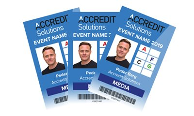 7 things to include in your accreditation badge design