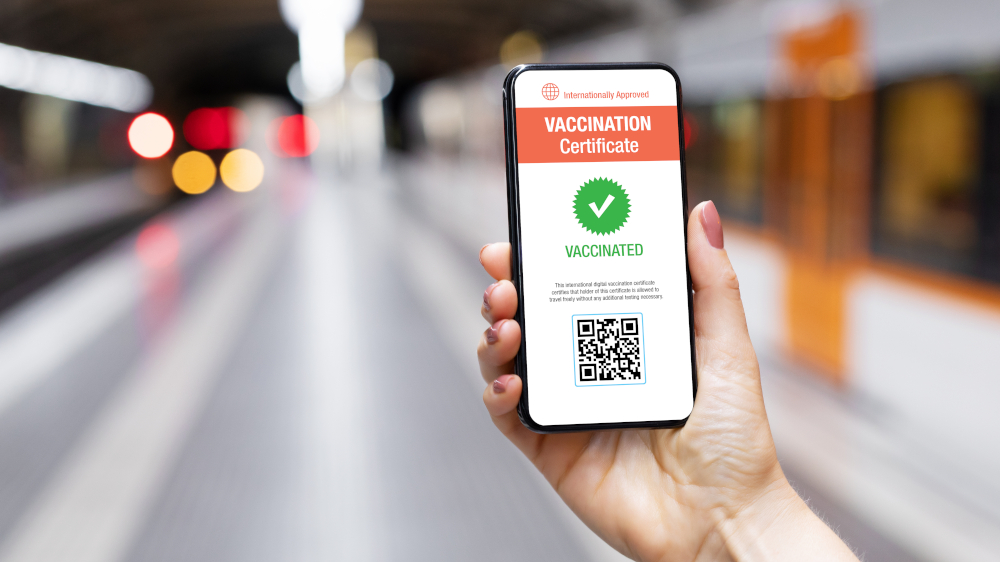 Reopening Australia - are vaccine passports the way to go?