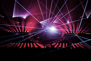 Live events and festivals